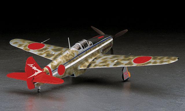 JT87 川崎 キー61-I 三式戦闘機 飛燕 I型丙 | 株式会社 ハセガワ