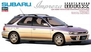 CD15 Impreza WAGON