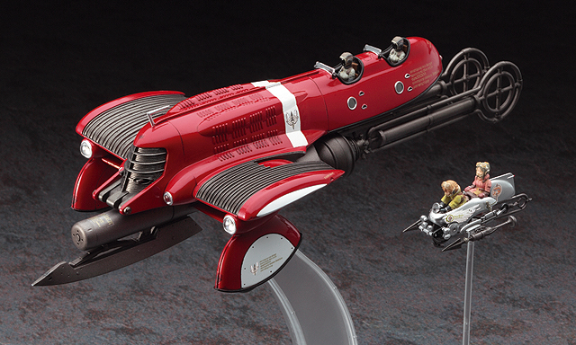 - Plastic Model Building Set # 64507 Hasegawa 1//72 Scale Last Exile Two Kits in The Box Tatianas Vanship /& Fams Vespa Fam The Silver Wing