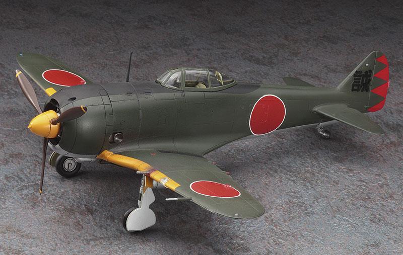 成層圏戦闘機」中島 キ44 二式単...