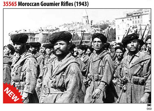 グミエ - Moroccan Goumier - Ja...
