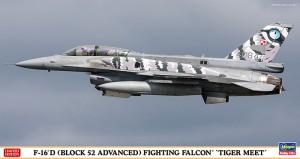 02214 F-16D 52 TIGER MEET