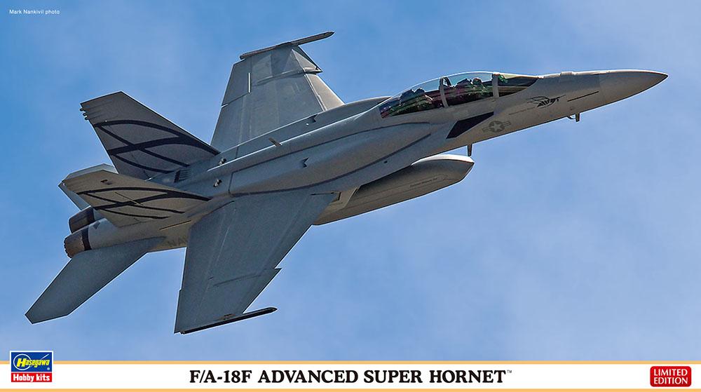 ボーイングがめざすF/A-18E/Fスーパーホーネット改良型は航続距離とセンサー能力が向上