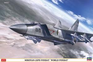 02221 MIKOYAN-25PD