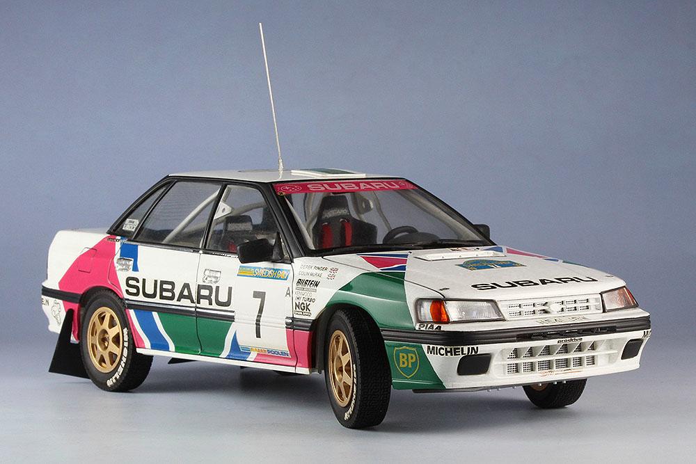 Subaru Legacy Rs 1992 Swedish Rally 株式会社 ハセガワ