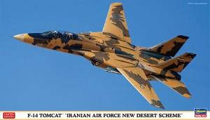 02242 F-14A IRANIAN NEW DESERT