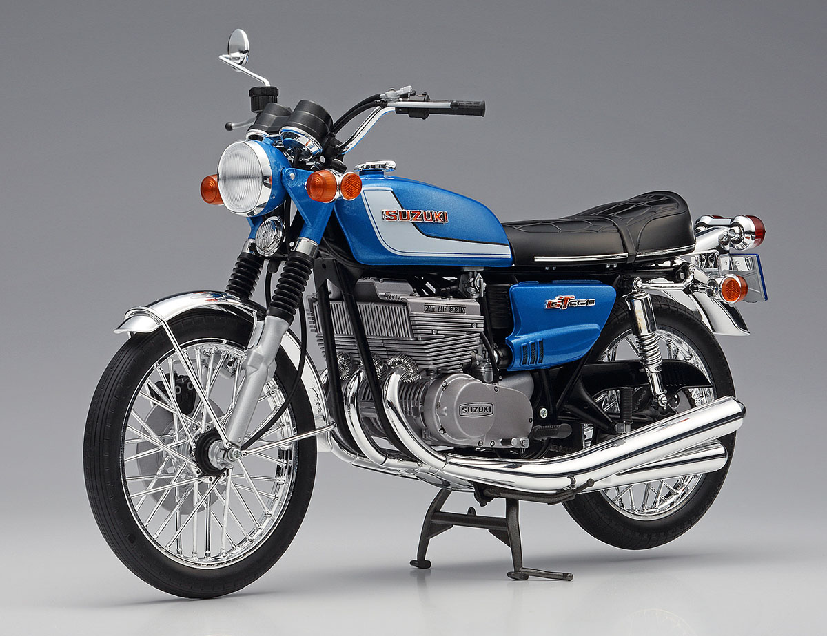 Suzuki Gt Parts