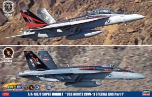 SP365 FA-18EF CVW-11