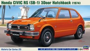 HC25 ホンダ シビック RS SB-1