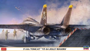 02269 F-14A TOMCAT VF-84 JOLLY ROGERS