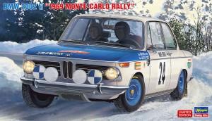 20332 BMW 2002 ti 1969 MONTE
