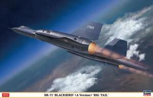 02278 SR-71 BLACKBIRD AVer BIG TAIL