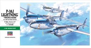 JT1 P-38J 変更-2 [更新済み]