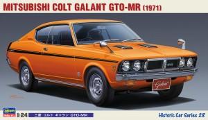 HC28 三菱 コルト ギャラン GTO_MR