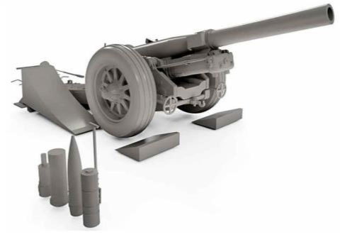 BL 7.2インチ 榴弾砲 | 株式会社...