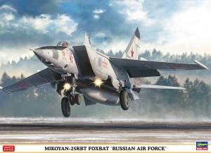 02304 MIKOYAN-25RBT RUSSIAN AF_ol