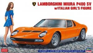 20423 ランボルギーニ ミウラ P400 SV w)イタリア