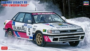 20432 LEGACY RS 1991 SWEDISH_ol