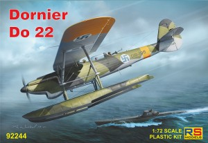 92244 Dornier Do 22