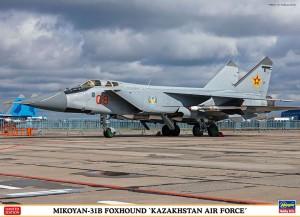 02336 MIKOYAN-31B KAZAKHSTAN AIR FORCE_ol