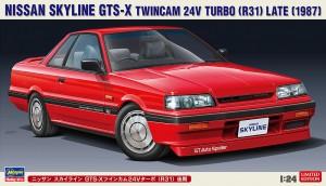 20448 スカイライン GTS_X TC24VT R31 後期_ol