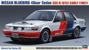 HC35 ニッサン ブルーバード 4D SSS-R  U12 前期_ol
