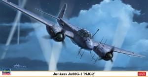 02358 Junkers Ju88G-1 NJG2_ol