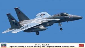 02360 F-15C イーグル 米安保60周年記念_BOX