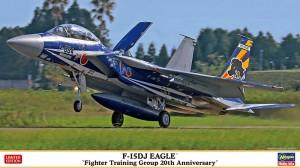 02362 F-15DJ イーグル 飛行教育航空隊 20周年記念_B