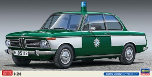 20478 BMW 2002 ti パトカー_BOX