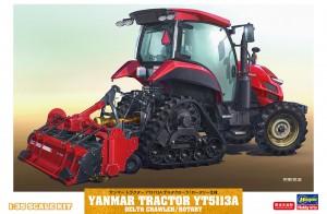 66107 ヤンマー トラクター デルタクローラ)ロー