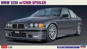 20491 BMW 320i w)CHIN SPOILER_BOX