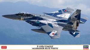 02379 F-15DJ イーグル アグレッサー ブルー)ホワイ