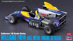 CH49 ウィリアムズ FW14 スーパーディテール_ol