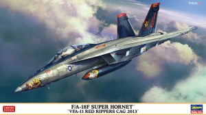 02385 F)A-18F VFA-11 レッドリッパーズ CAG 2013_BOX