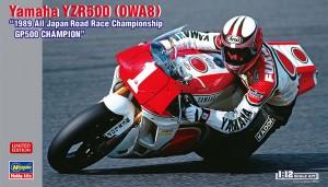 21738 ヤマハ YZR500(0WA8) 1989 全日ロードレース GP500