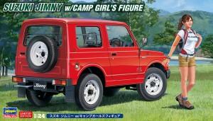 SP501 ジムニー w)キャンプガール_ol